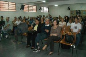 Seminário no Centro Espírita União